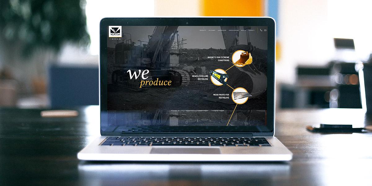 Verco New web site